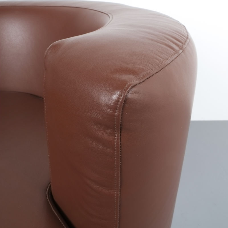 Franco Fraschini driade leather chair_10