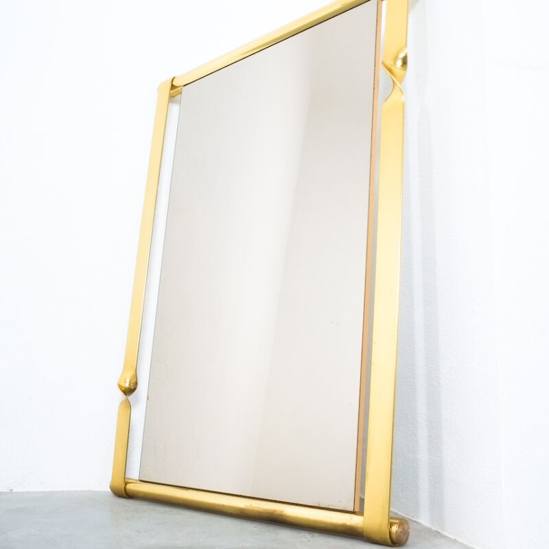 Frigerio Large Mirror Gold 01