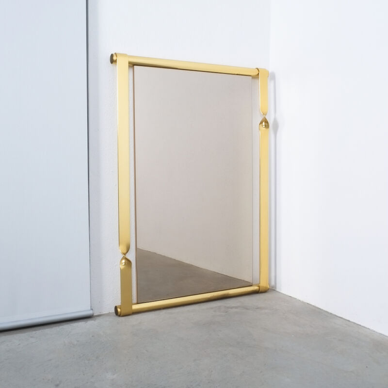 Frigerio Large Mirror Gold 02