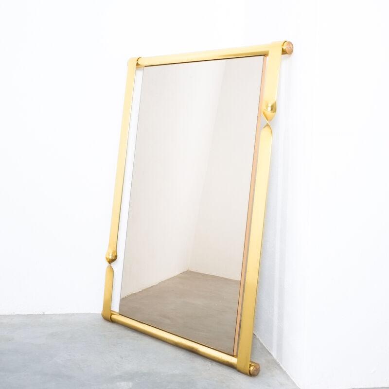 Frigerio Large Mirror Gold 06