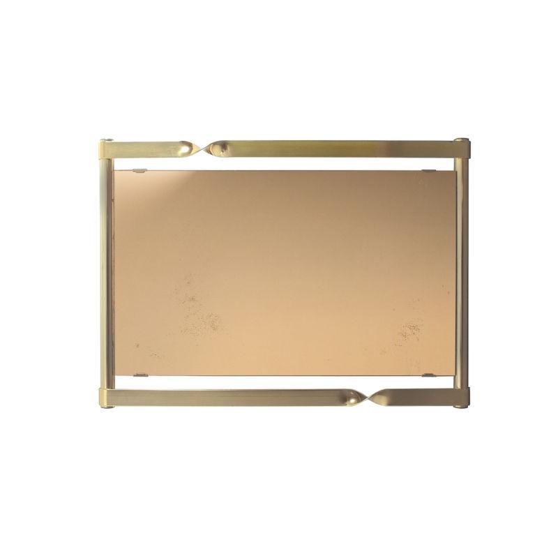 Frigerio Large Mirror Gold 15