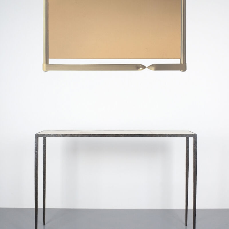 Frigerio Large Mirror Gold 17