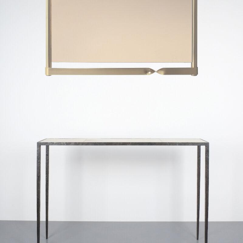 Frigerio Large Mirror Gold 22