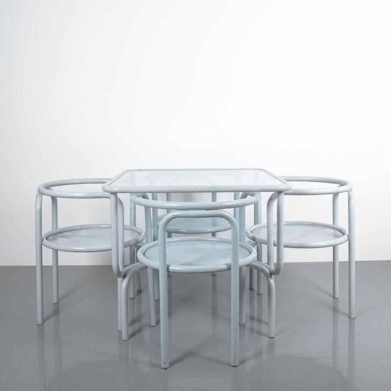 Gae Aulenti Table Locus Solos 03