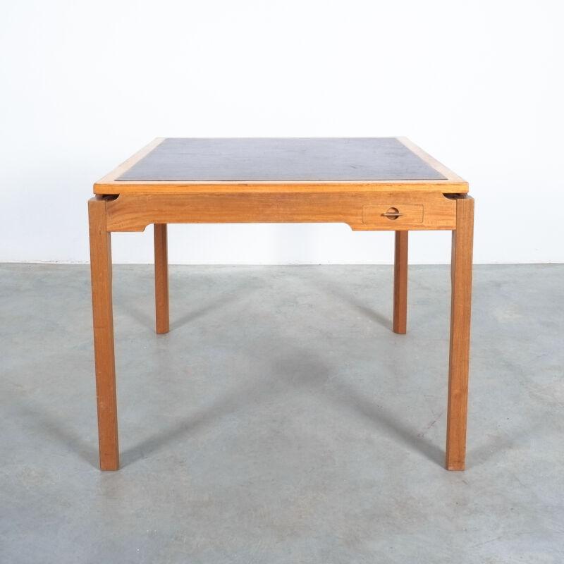 Gorm Lidum Game Table Teak 15