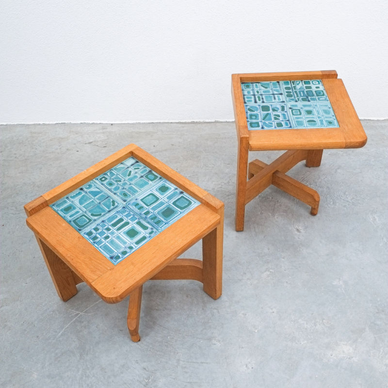 Guillerme Et Chambron Tables 06