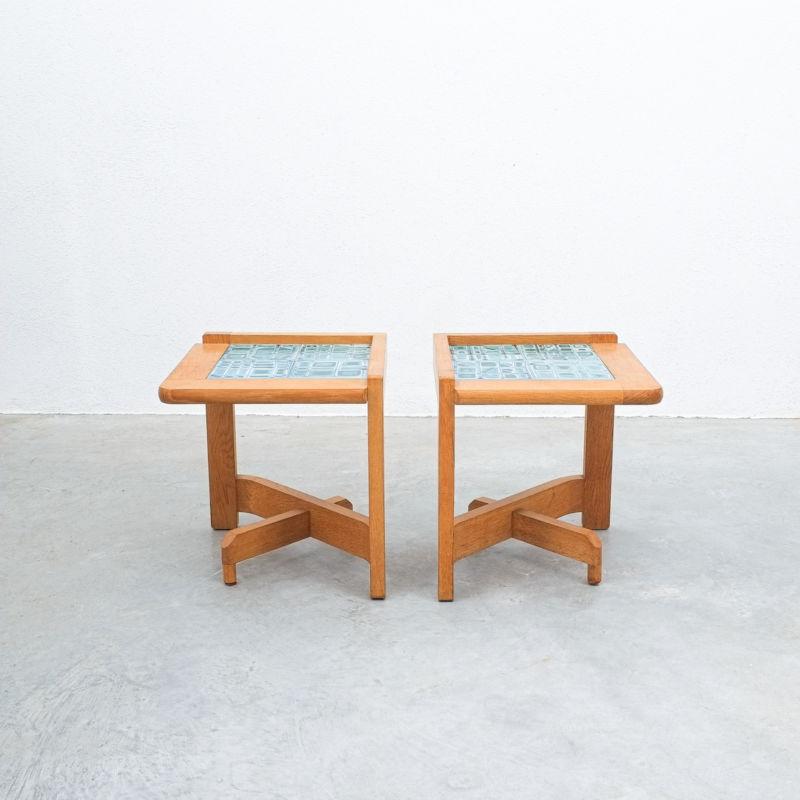 Guillerme Et Chambron Tables 12
