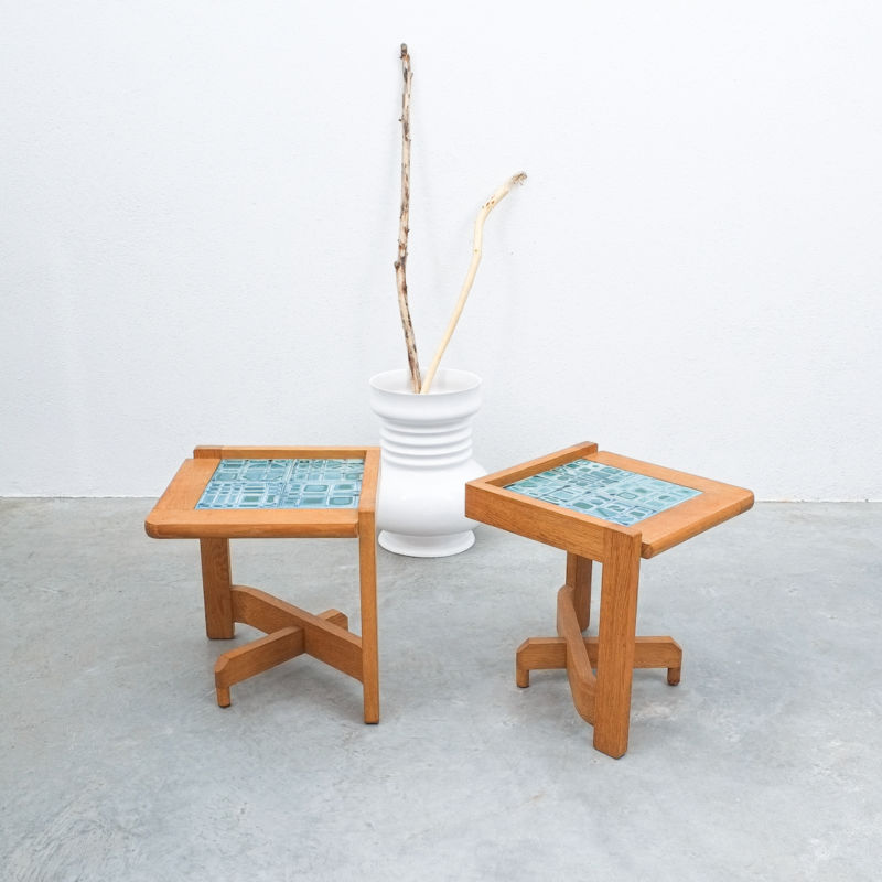 Guillerme Et Chambron Tables 13