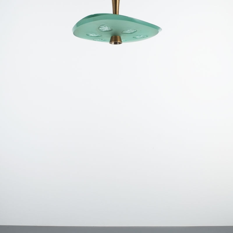 Ingrand Fontana Arte 1748 Semi Flush Mount 06