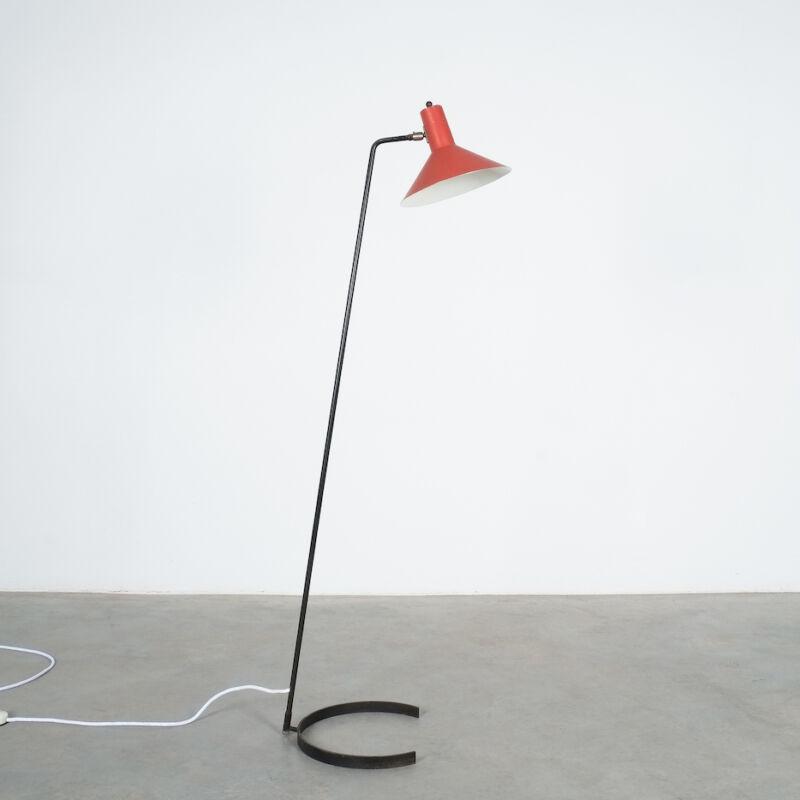 Jan Hoogervorst Floor Lamp 1950 01