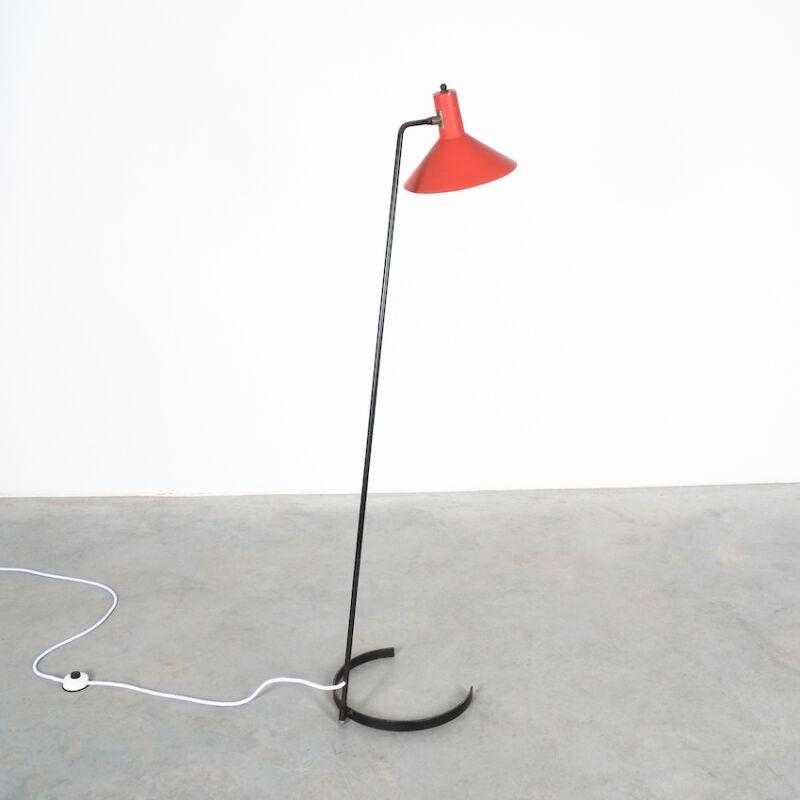 Jan Hoogervorst Floor Lamp 1950 02