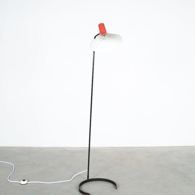 Jan Hoogervorst Floor Lamp 1950 03