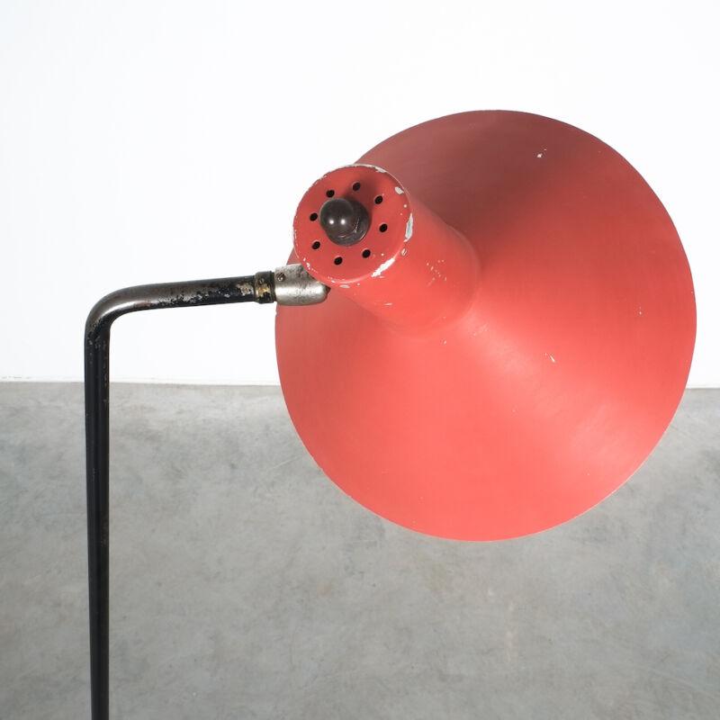 Jan Hoogervorst Floor Lamp 1950 04