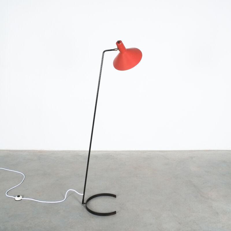 Jan Hoogervorst Floor Lamp 1950 05