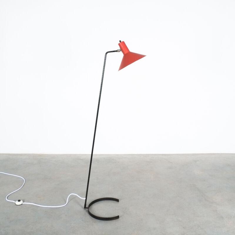 Jan Hoogervorst Floor Lamp 1950 06
