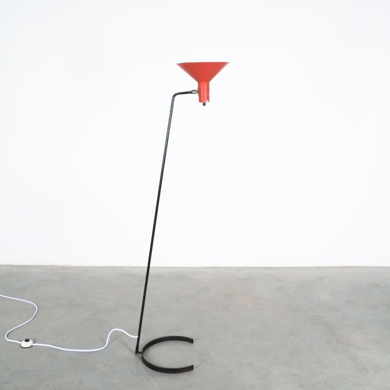 Jan Hoogervorst Floor Lamp 1950 07