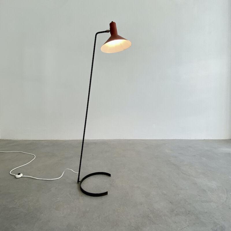 Jan Hoogervorst Floor Lamp 1950 09