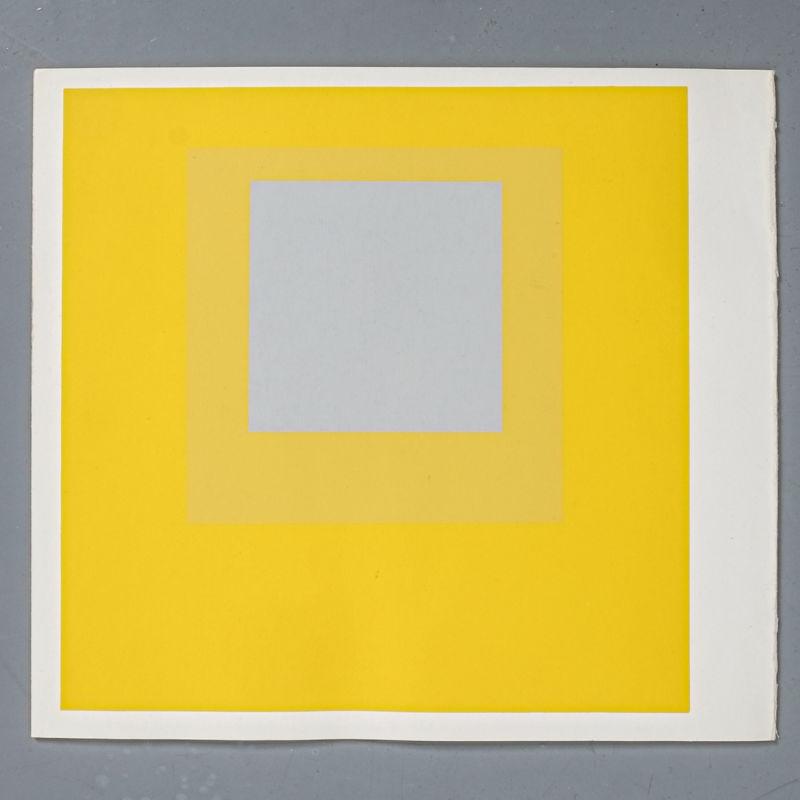 Josef Albers Prints 01