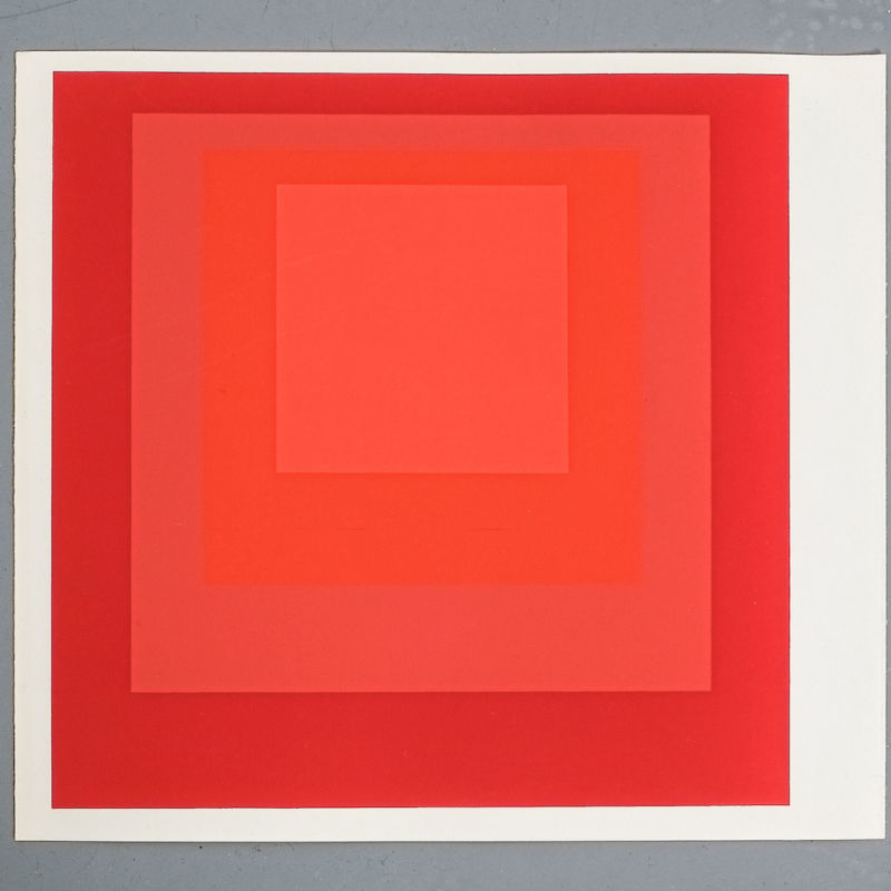 Josef Albers Prints 02