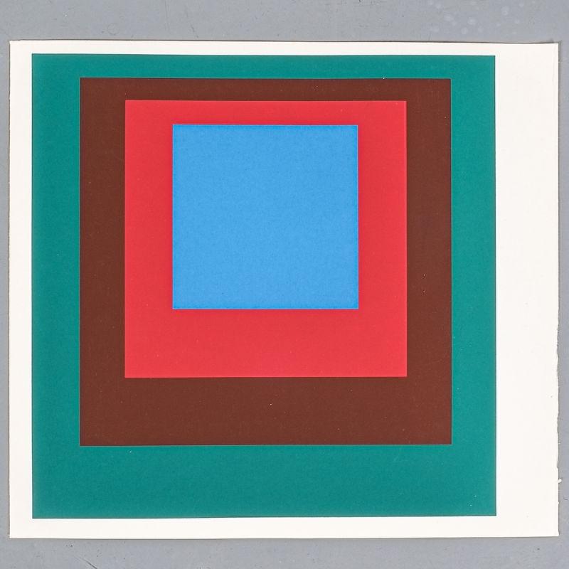 Josef Albers Prints 03