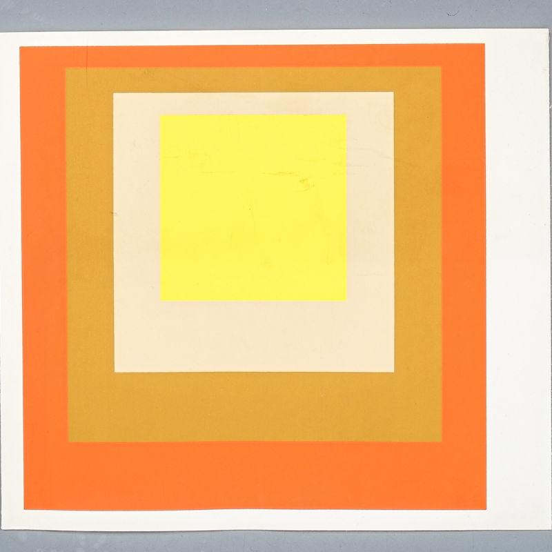 Josef Albers Prints 04