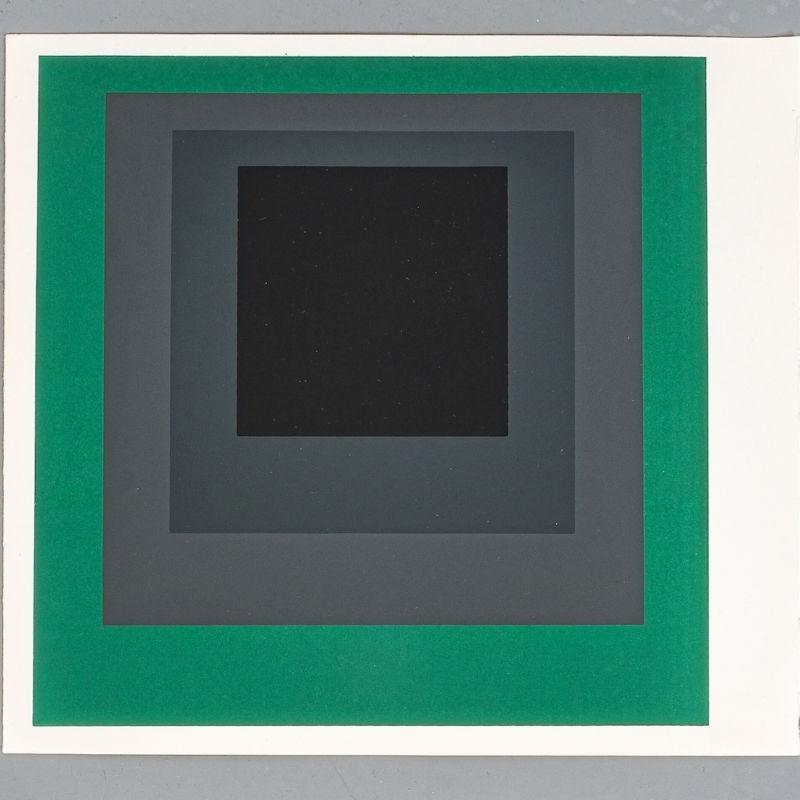 Josef Albers Prints 06