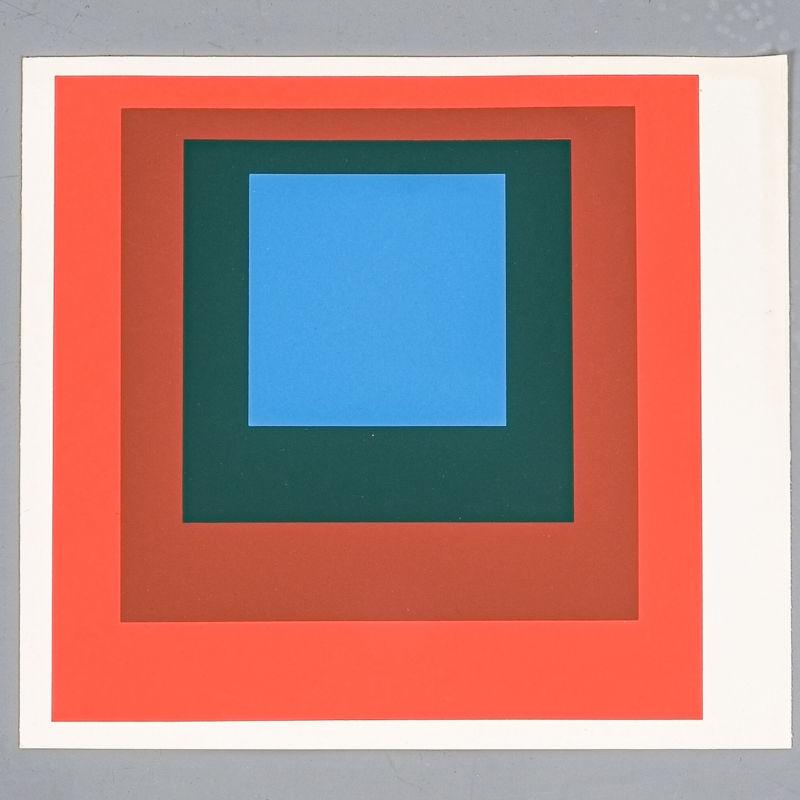 Josef Albers Prints 07