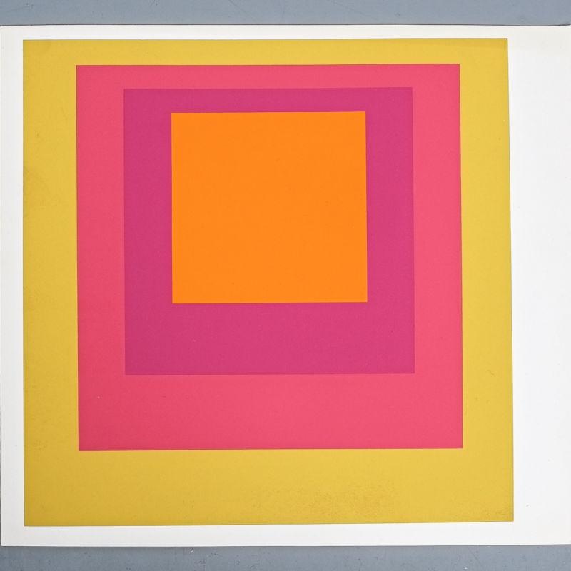 Josef Albers Prints 08