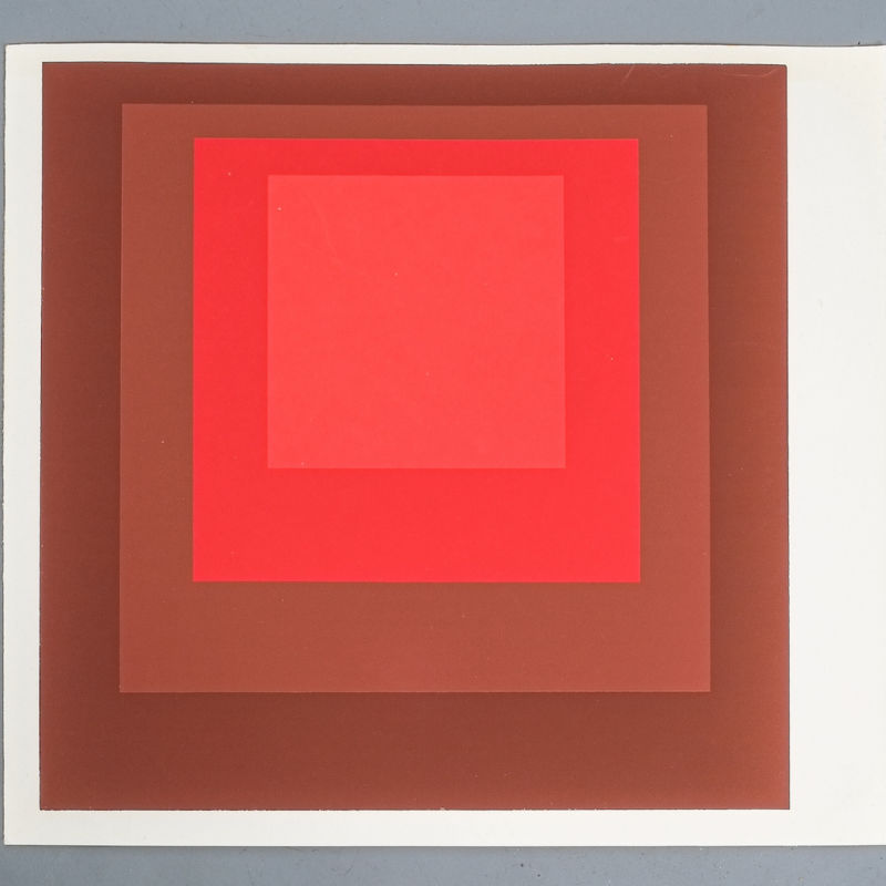 Josef Albers Prints 09