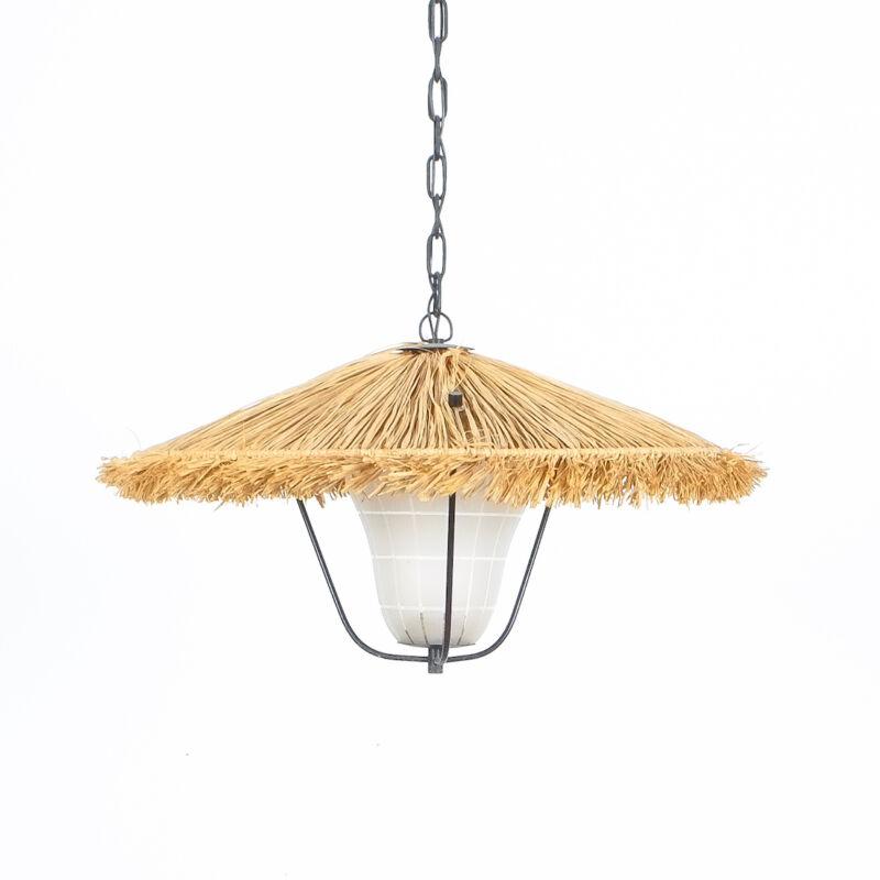 Kalmar Stube Straw Pendant Lamp 05
