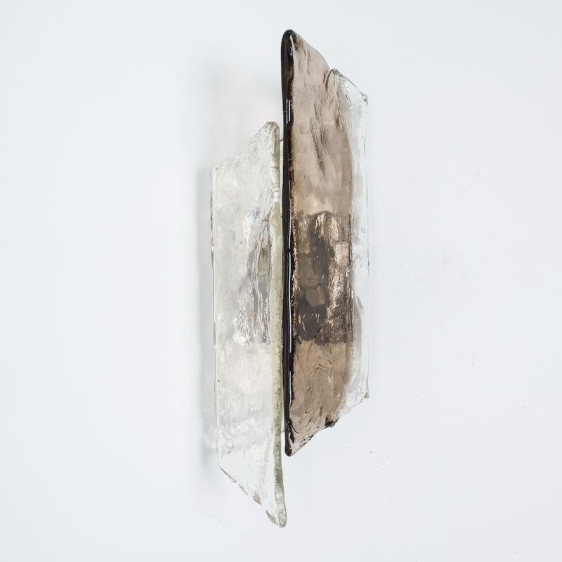 Kalmar Smoked Glass Sconces 06