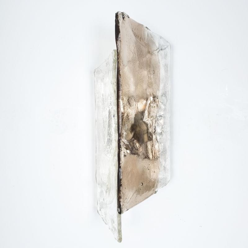 Kalmar Smoked Glass Sconces 07