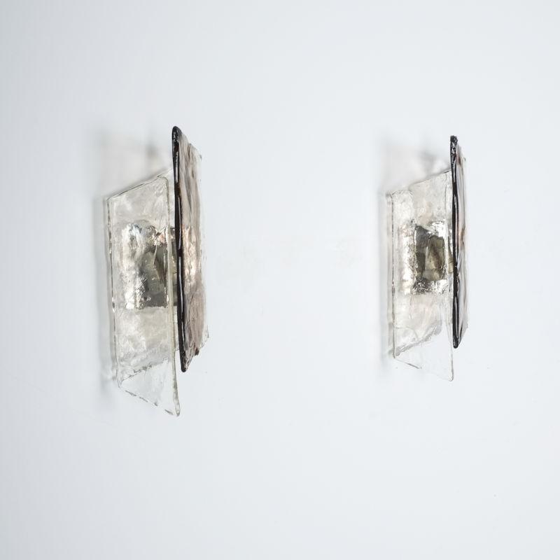 Kalmar Smoked Glass Sconces 08