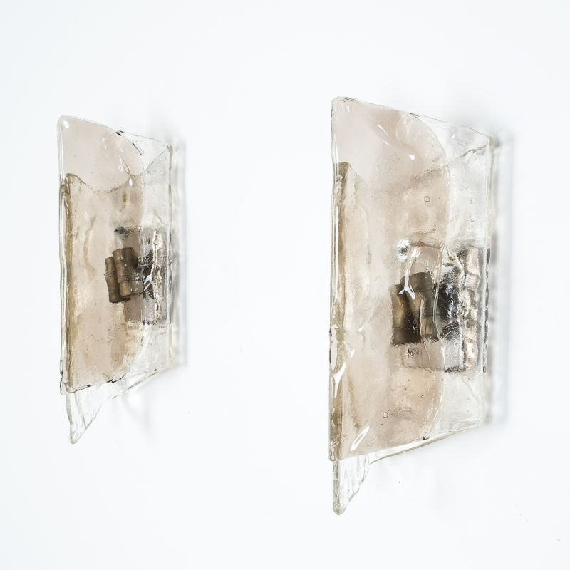 Kalmar Smoked Glass Sconces 09