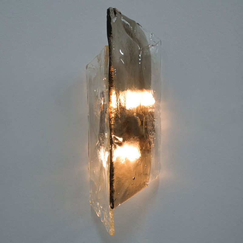 Kalmar Smoked Glass Sconces 13
