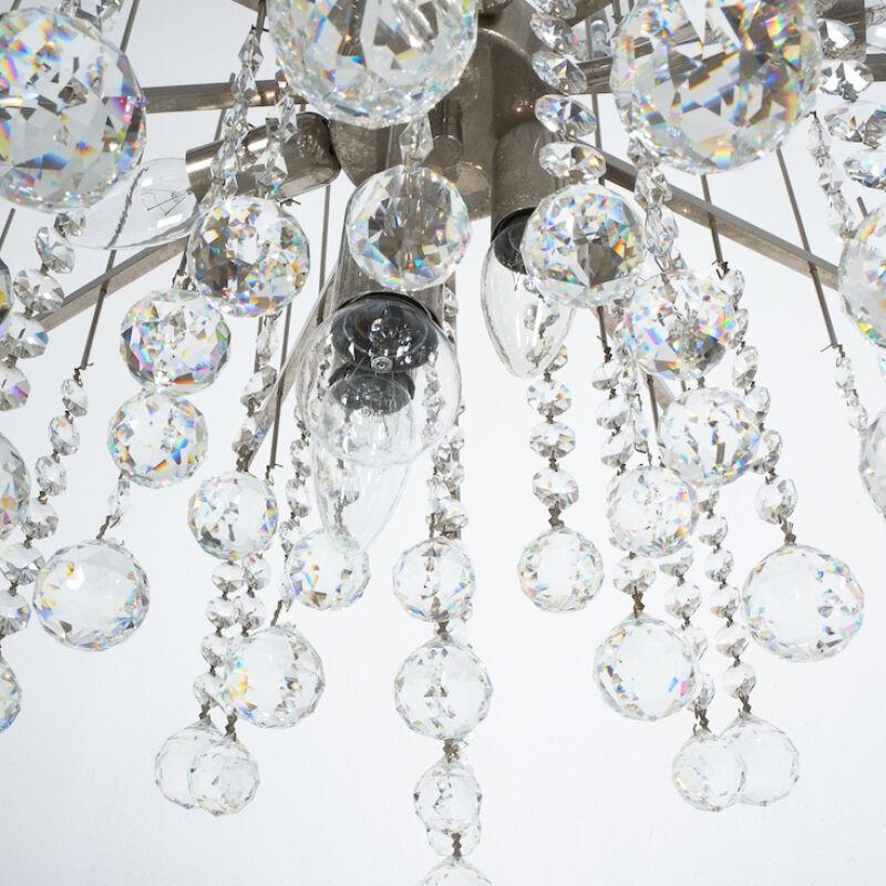 Kalmar Waterfall Chandelier Crystal 03