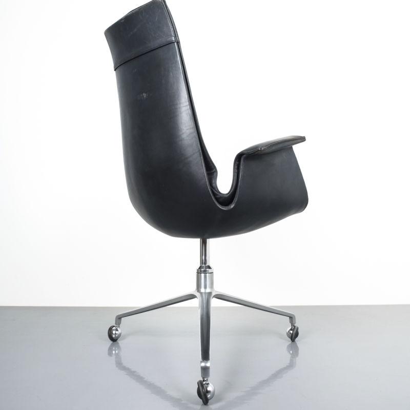 Kastholm fabricius black blue chair_12 Kopie