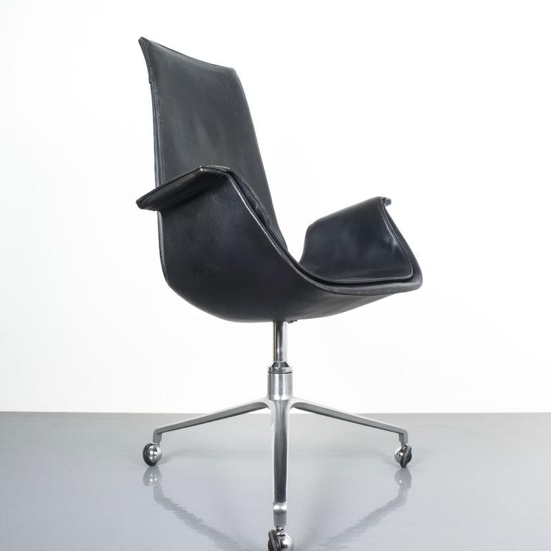 Kastholm fabricius black blue chair_13 Kopie