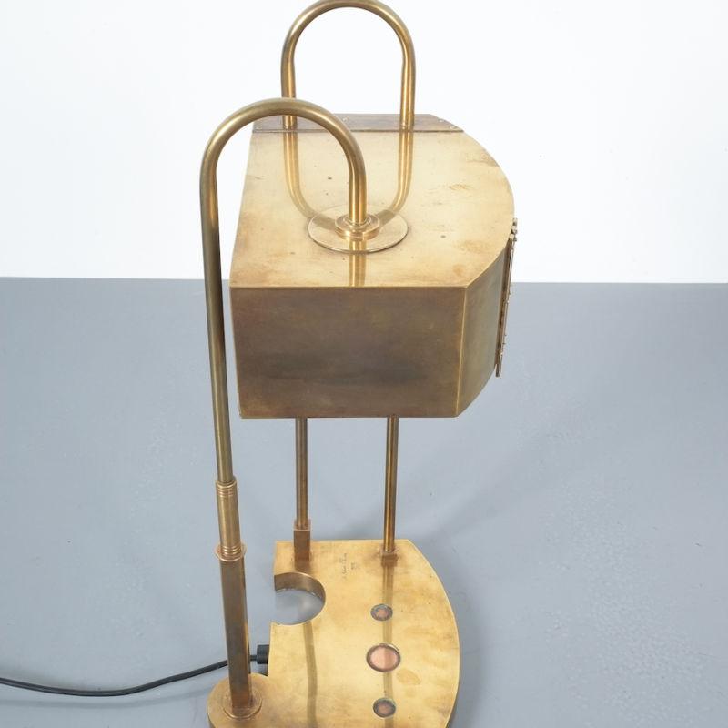 Labernal Hoffmann Breuer Table Lamp 03