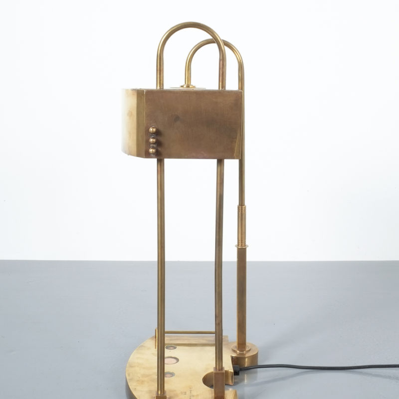 Labernal Hoffmann Breuer Table Lamp 06