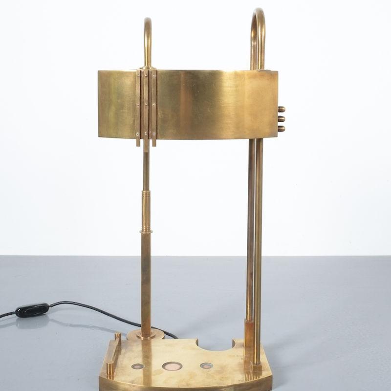 Labernal Hoffmann Breuer Table Lamp 07