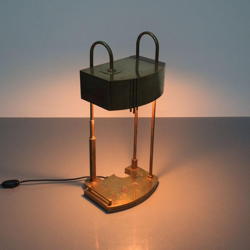 Labernal Hoffmann Breuer Table Lamp 11