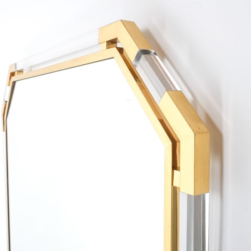 Lefrevre mirror maison jansen 2