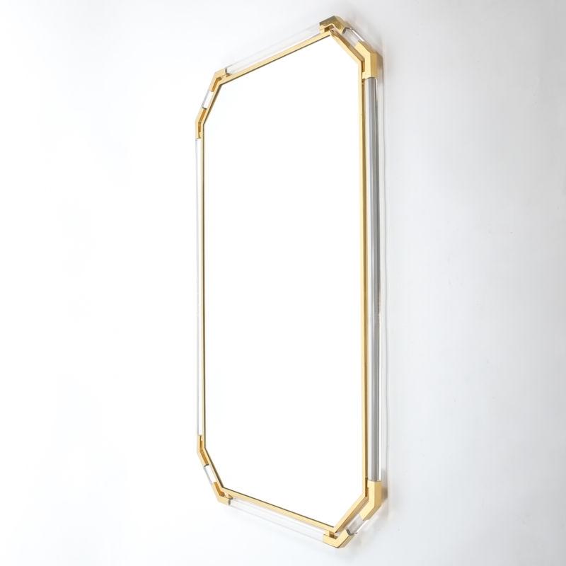 Lefrevre mirror maison jansen 3