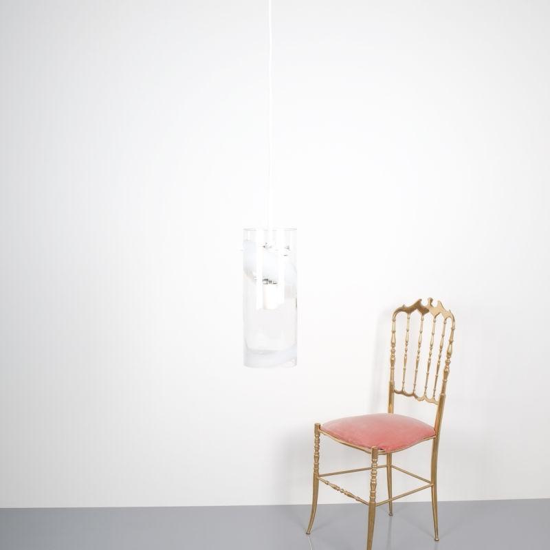 Limburg tubular glass pendant lamp 3 Kopie