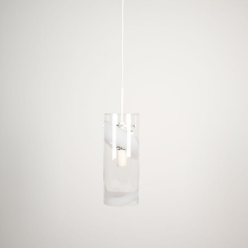 Limburg tubular glass pendant lamp 4 Kopie