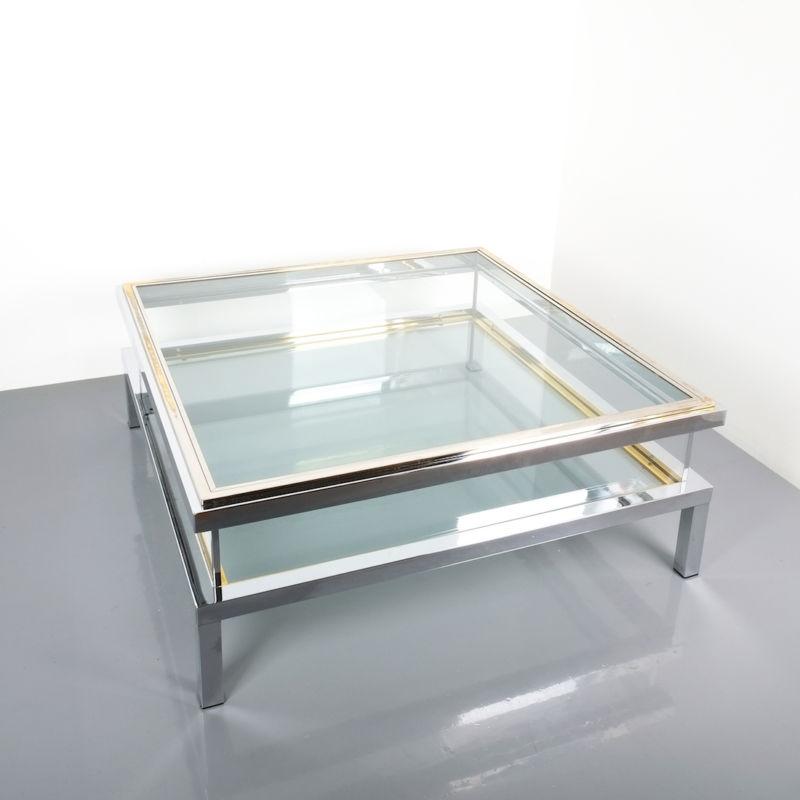 Maison Jansen vitrine table XXL 01 Kopie