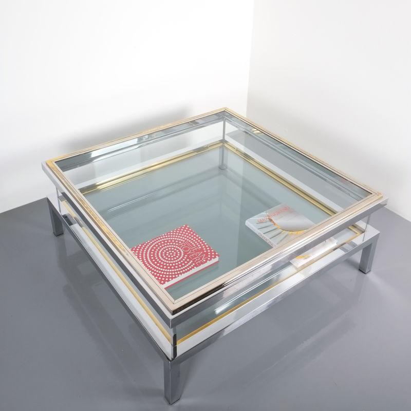 Maison Jansen vitrine table XXL 04 Kopie