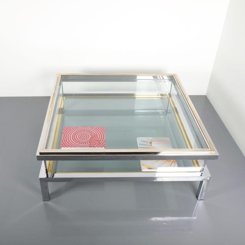 Maison Jansen vitrine table XXL 05 Kopie