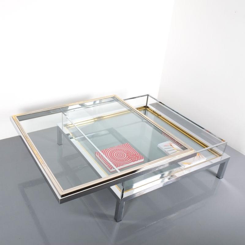 Maison Jansen vitrine table XXL 06 Kopie